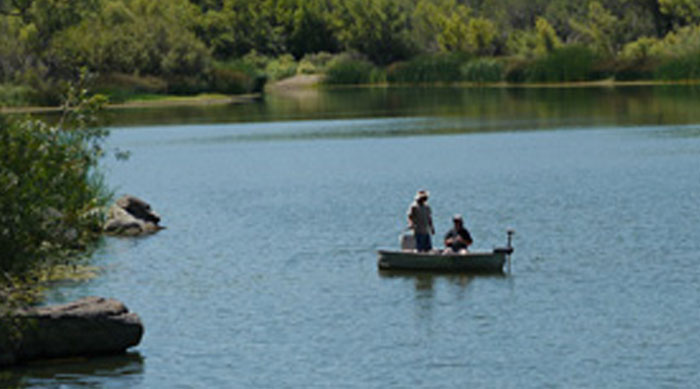 Where to fish san carlos apache tribe for Apache lake fishing